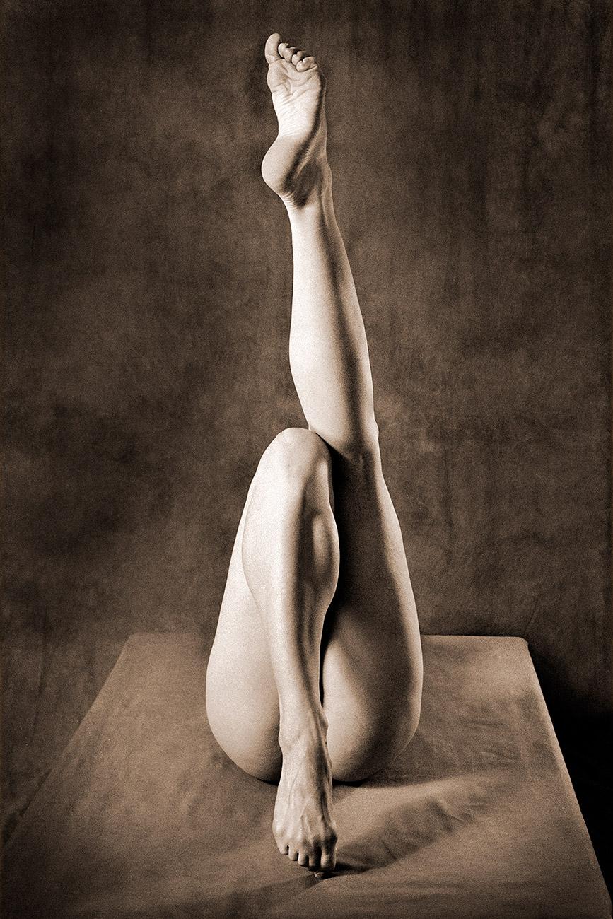 Quadro Pernas no Feminino