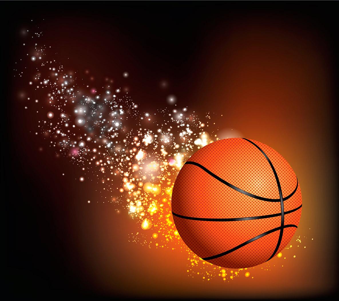 Quadro Bola de Basket