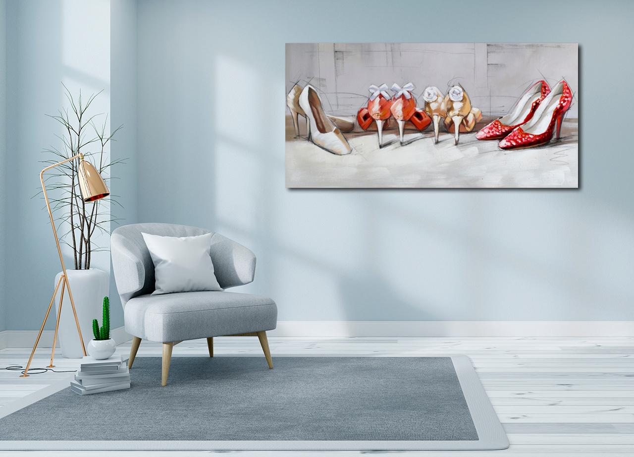 Quadro Feminine Shoes
