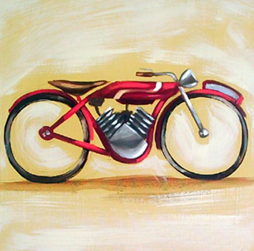 Quadro de motocicleta