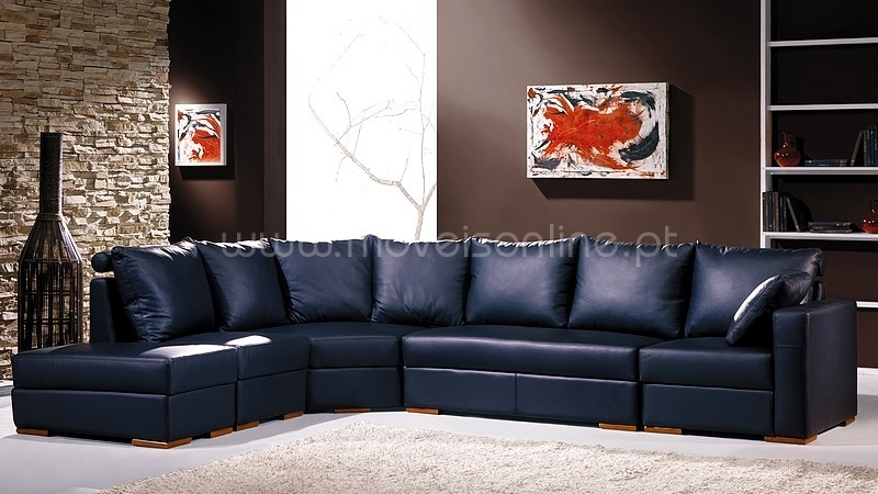 Sofa de Canto Cisne