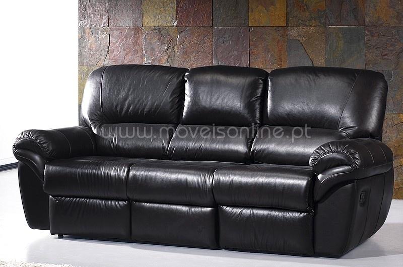 Sofa relax 3 lugares 129 ao melhor pre o s em moveis online for Sofas relax online