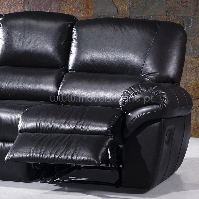 Sofa Relax 3 Lugares 129
