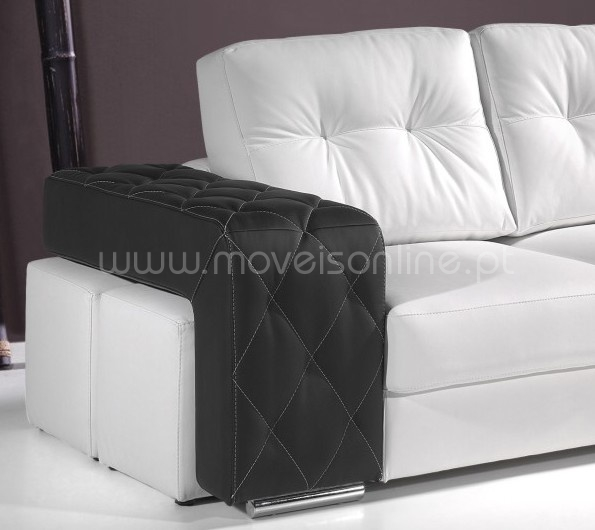 Sofa Chaise Longue Lucy
