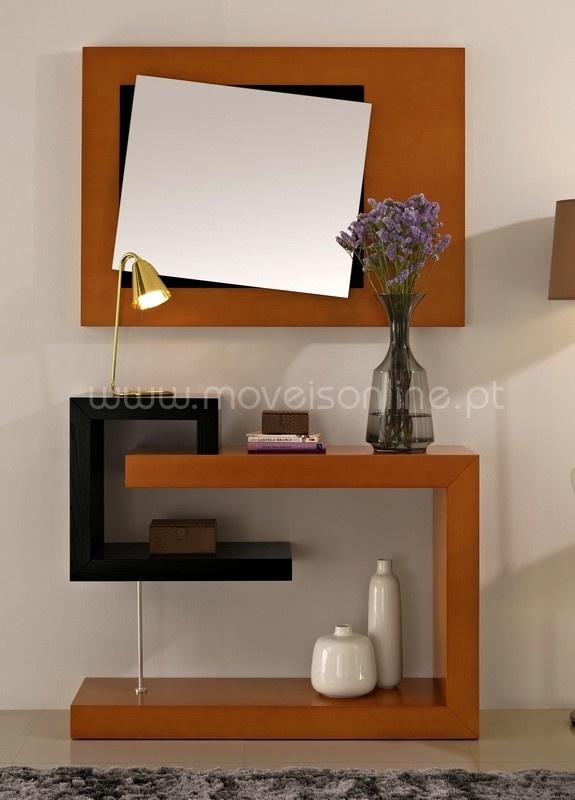 Consola com Espelho Simply