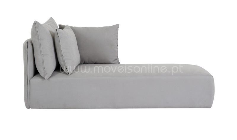 Chaise longue dune ao melhor pre o s em moveis online for Comprar chaise longue barato online