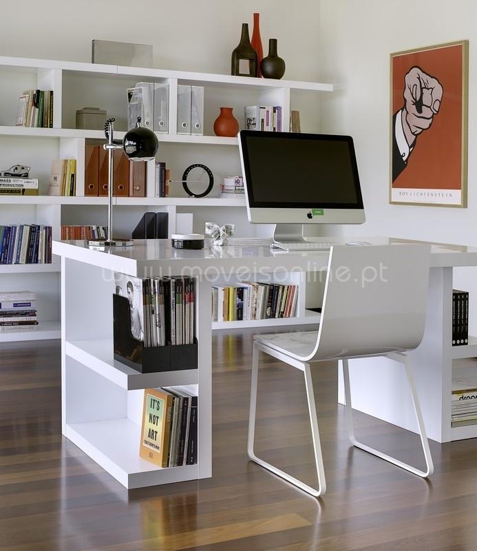Mobiliario de escritorio step ii ao melhor pre o s em moveis online - Mobiliario on line ...