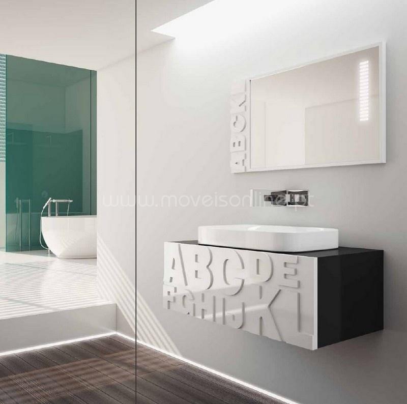 Movel Casa de Banho ABC ao melhor preço só em Moveis Online Online Tv Abc Photos