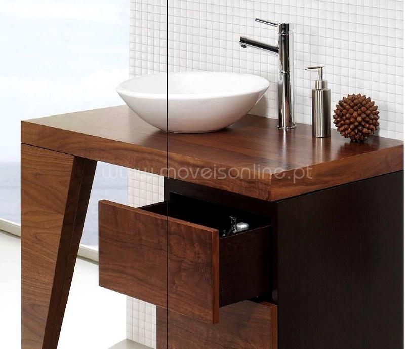 Movel casa de banho caravela ao melhor pre o s em moveis online - Mobiliario de casa ...