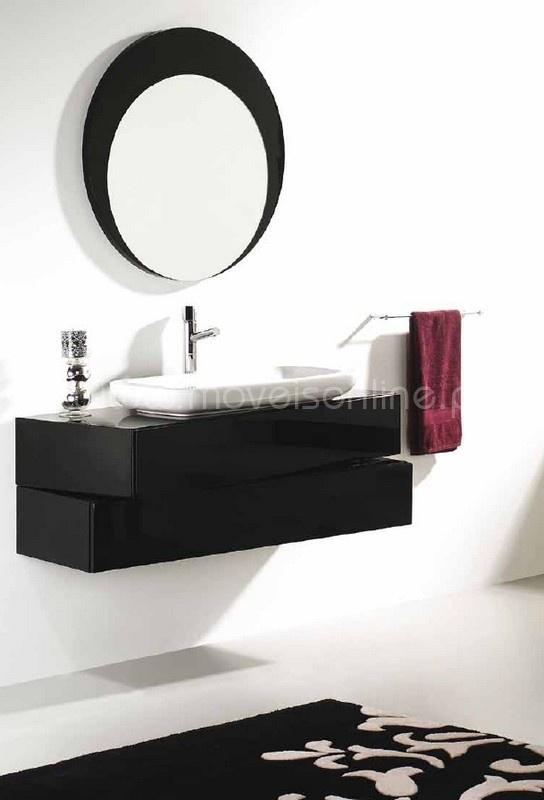 Movel Casa de Banho Vivio Oval