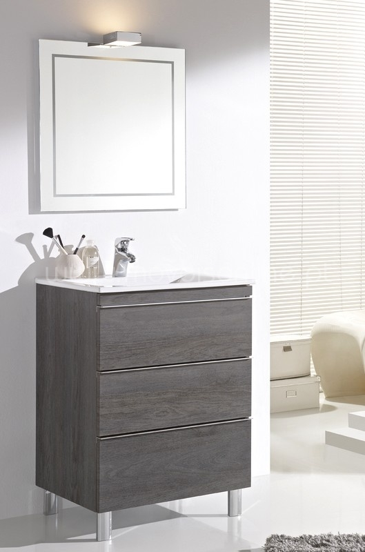 Movel casa de banho aries 5 ao melhor pre o s em moveis online - Mobiliario de casa ...