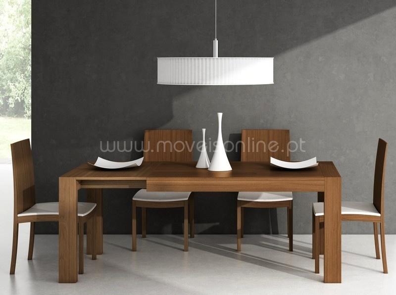 Mesa de Jantar Versatile Extensivel