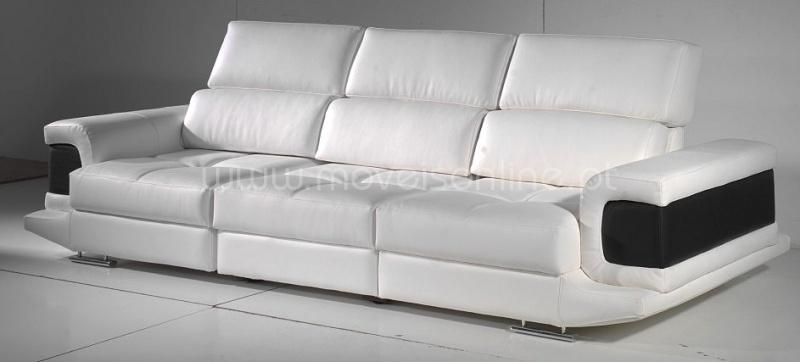 Sofa 3 Lugares Paris