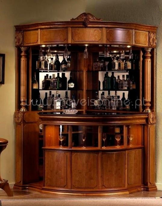 #474602 Movel Bar de Canto ao melhor só em Moveis Online 538x684 píxeis em Bar Movel Sala Estar Moderno
