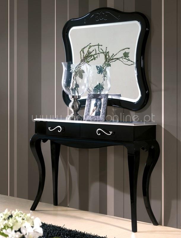 Consolas com Espelho