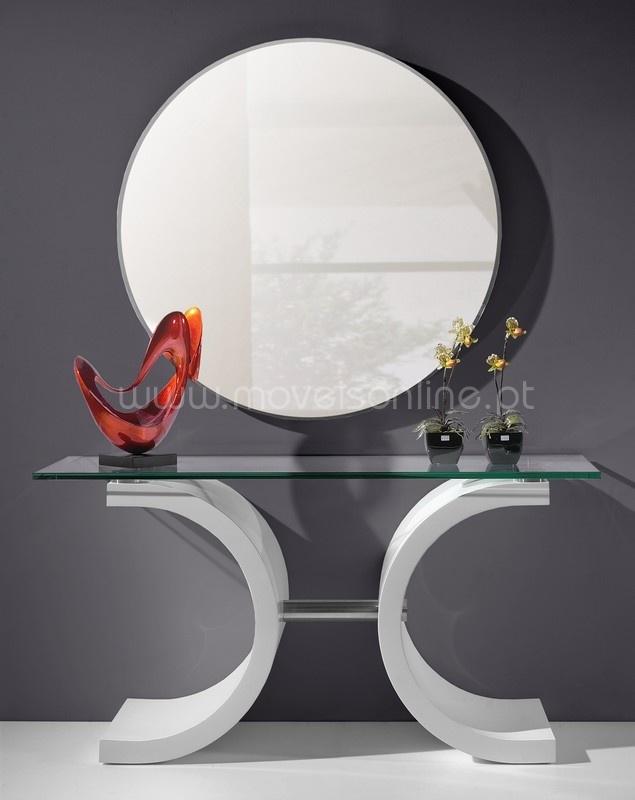 Consola com Espelho Arcos