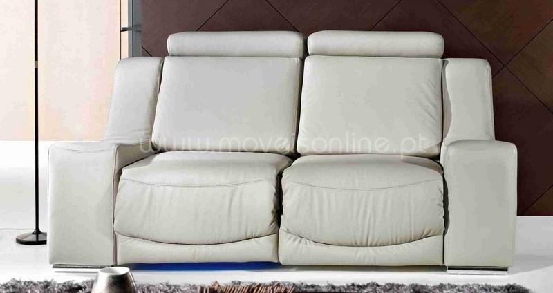 Sofa relax 2 lugares patric ao melhor pre o s em moveis for Sofas relax online