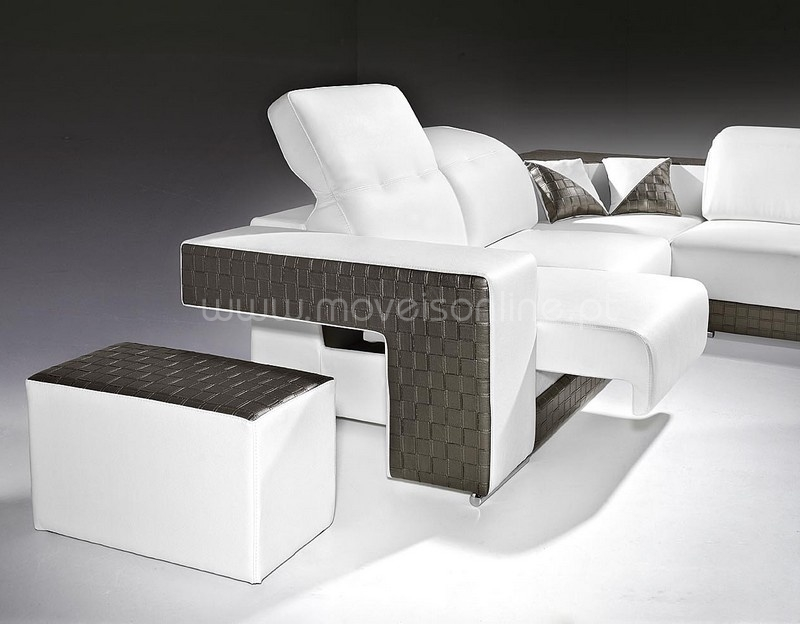 Sofa de Canto Visao