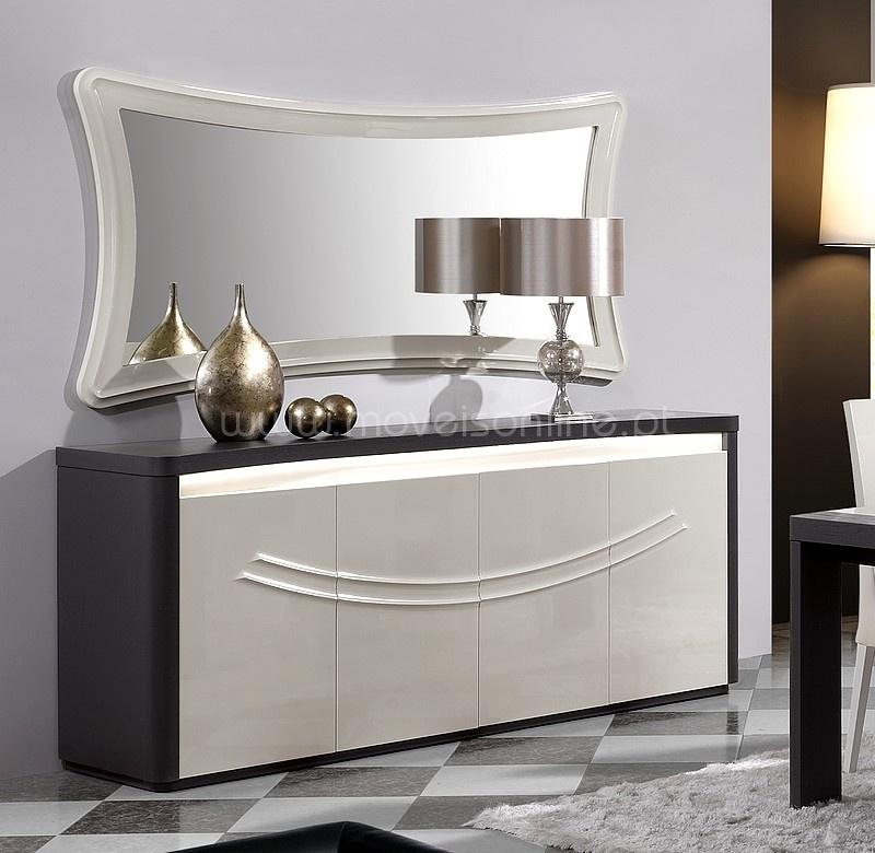 Armario Para Ropa Blanca Ikea ~ Compre Aparador com Espelho Smile ao melhor preço só em Moveis Online