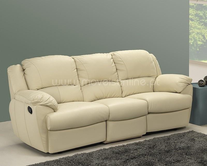 Sofa Relax 3 Lugares Kansas ao melhor preço só em Moveis Online