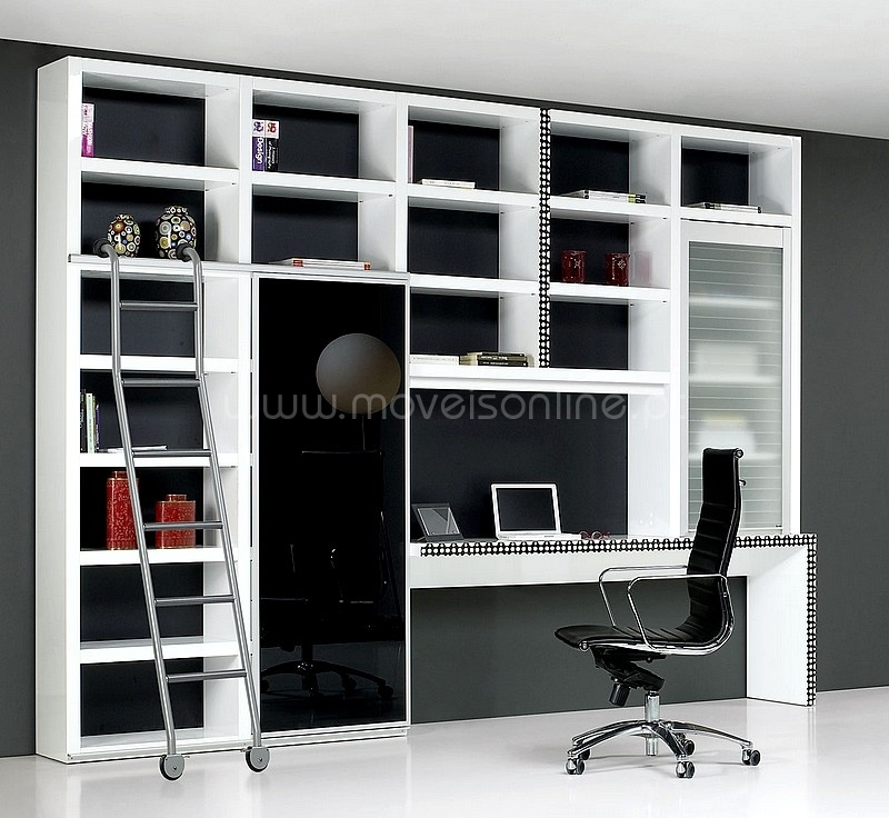Mobiliario de escritorio plenitude ao melhor pre o s em moveis online - Mobiliario on line ...