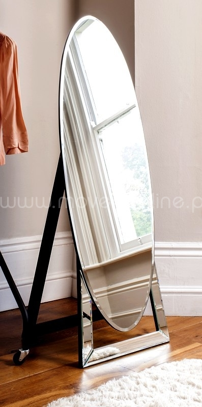 Espelhos de Chão