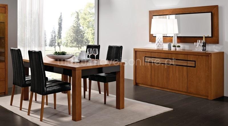 Moveis Para Sala De Jantar Madeira ~ Compre Sala de Jantar Jupiter 1 ao melhor preço só em Moveis Online