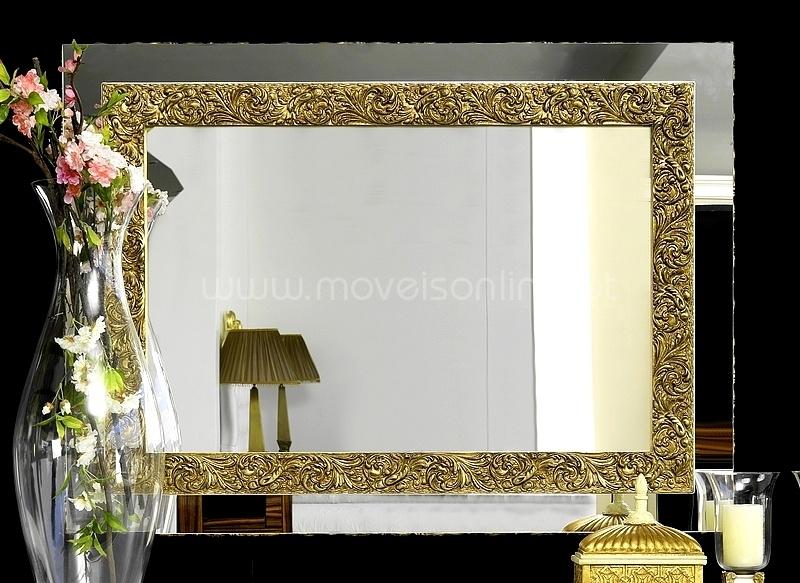 Espelho Conceição Golden