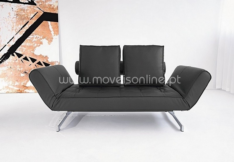 Sofa Cama Ghia Chrome