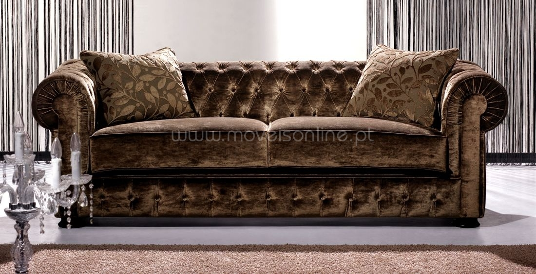 Sofas Chesterfield 2 Lugares
