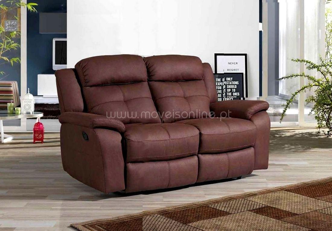 Compre sof relax 2lugares amanda ao melhor pre o s em for Sofas relax online