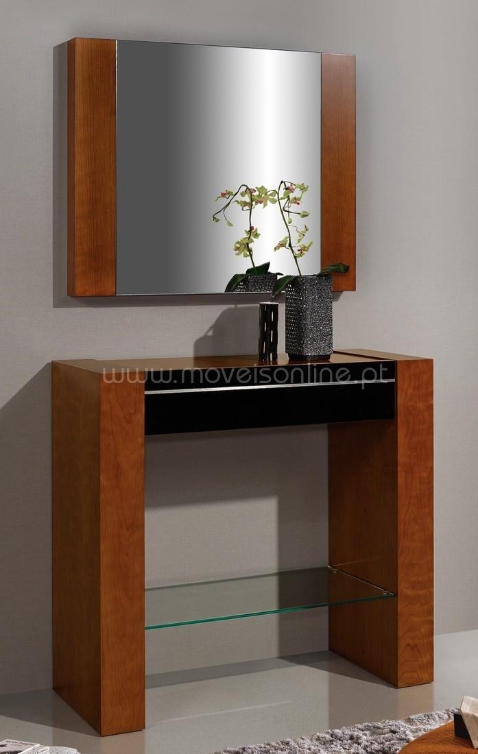 Consola com Espelho Lille 1