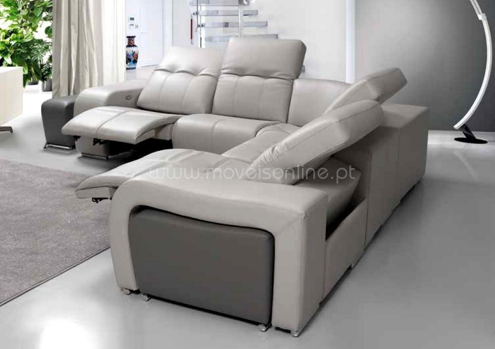 Sofa de Canto Relax Arizona