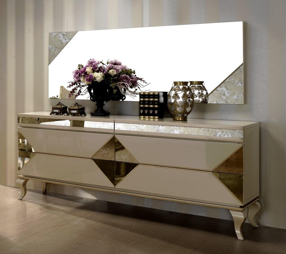 Aparador com Espelho Abu Dhabi