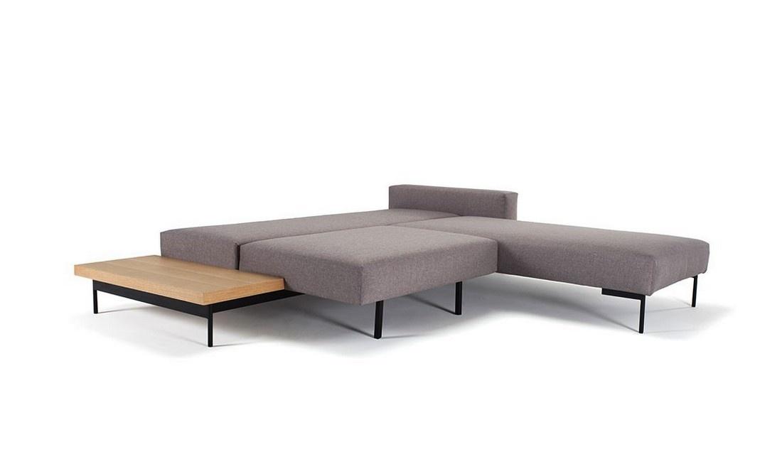 Sofa Cama Bragi com Mesa