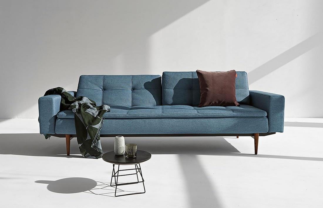Sofa Cama Dublexo Styletto com Braços