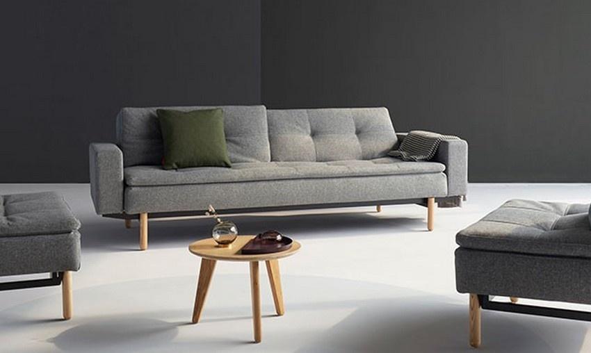 Sofa Cama Dublexo com Braços