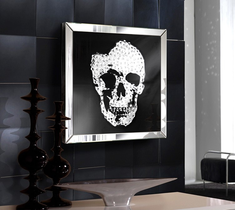 Painel Skull