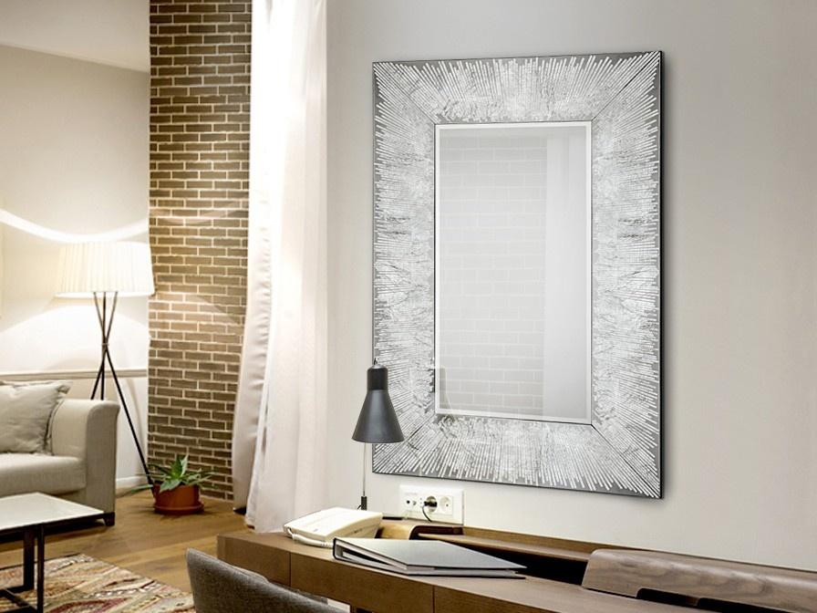 Espelho Aurora Prata