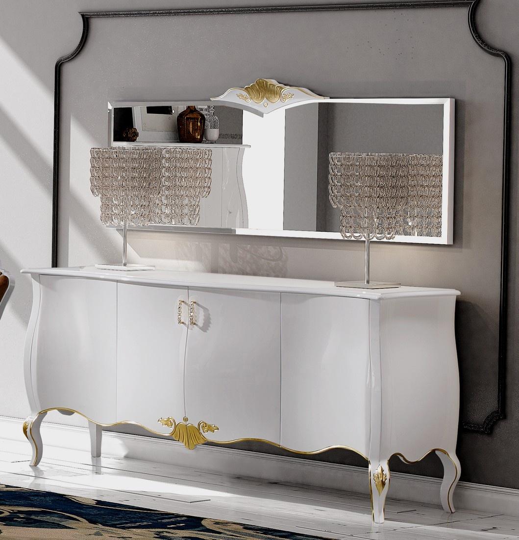 Aparador com Espelho Khyara