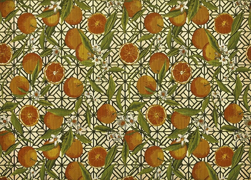 Tapete Orange
