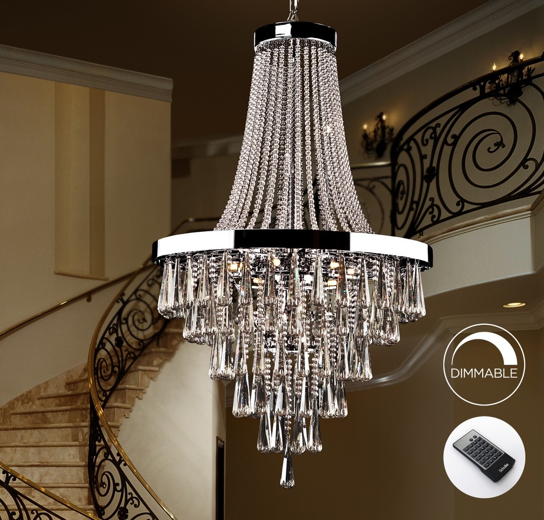 Candeeiro de Teto Dimmable Palace