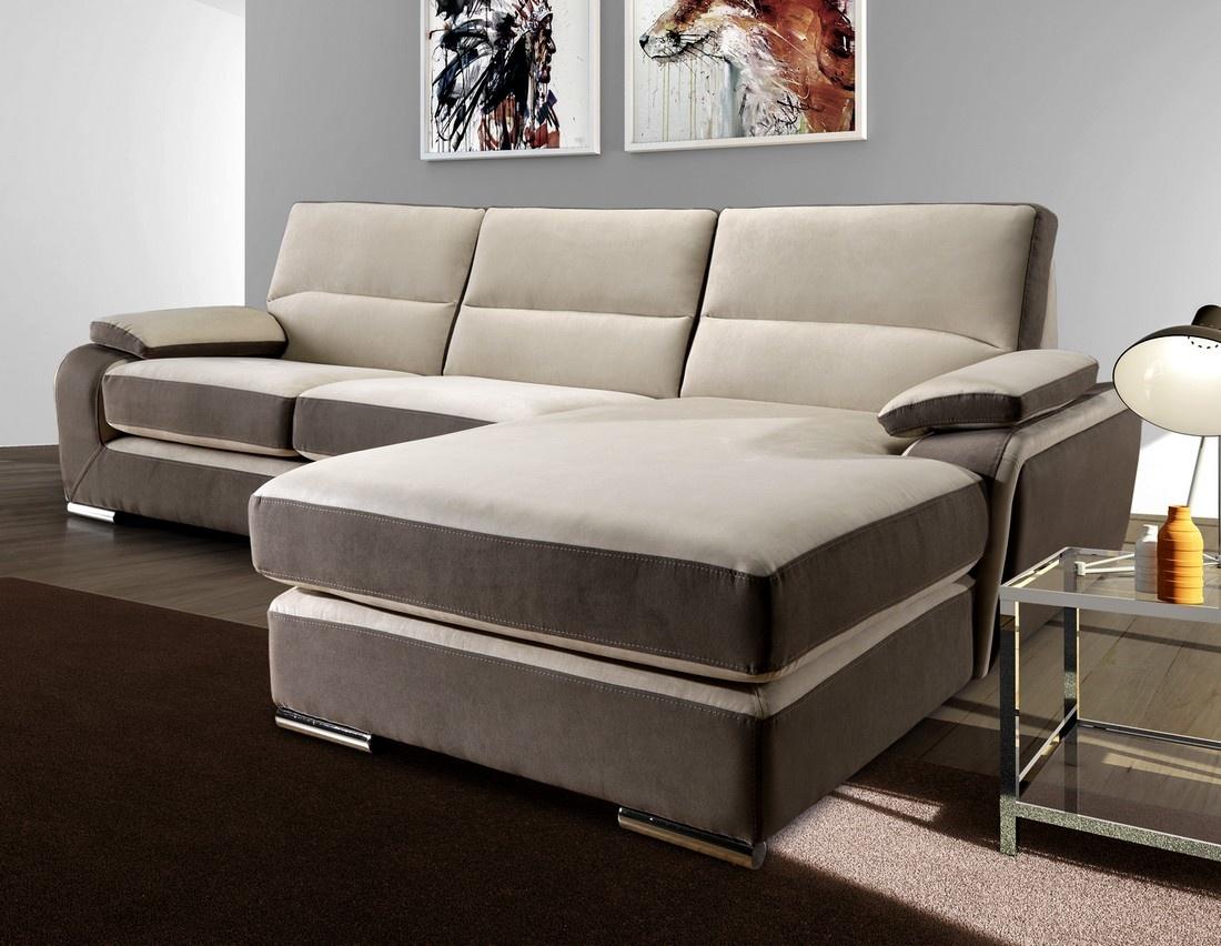 Sofa Chaise Longue Baggio
