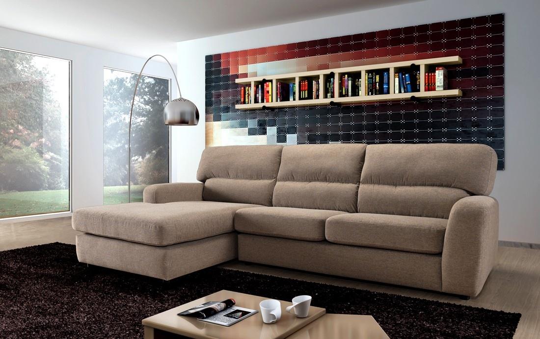 Sofa Chaise Longue Royal