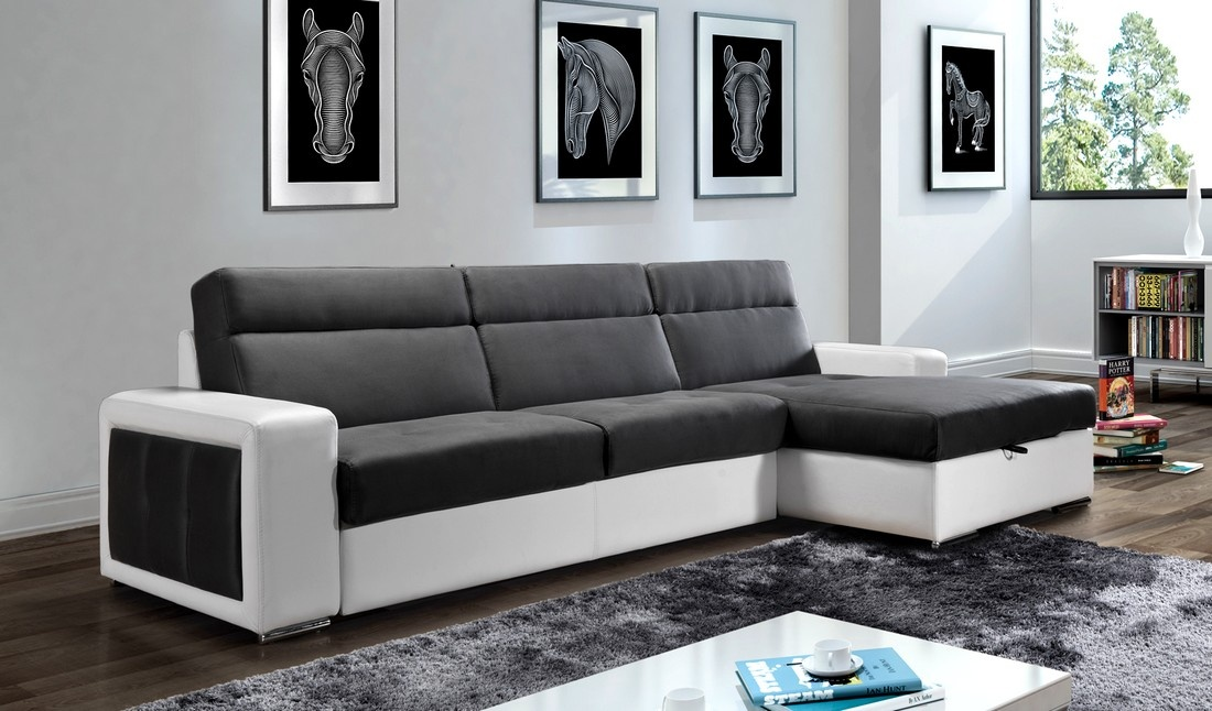 Sofa Chaise Longue New Katia