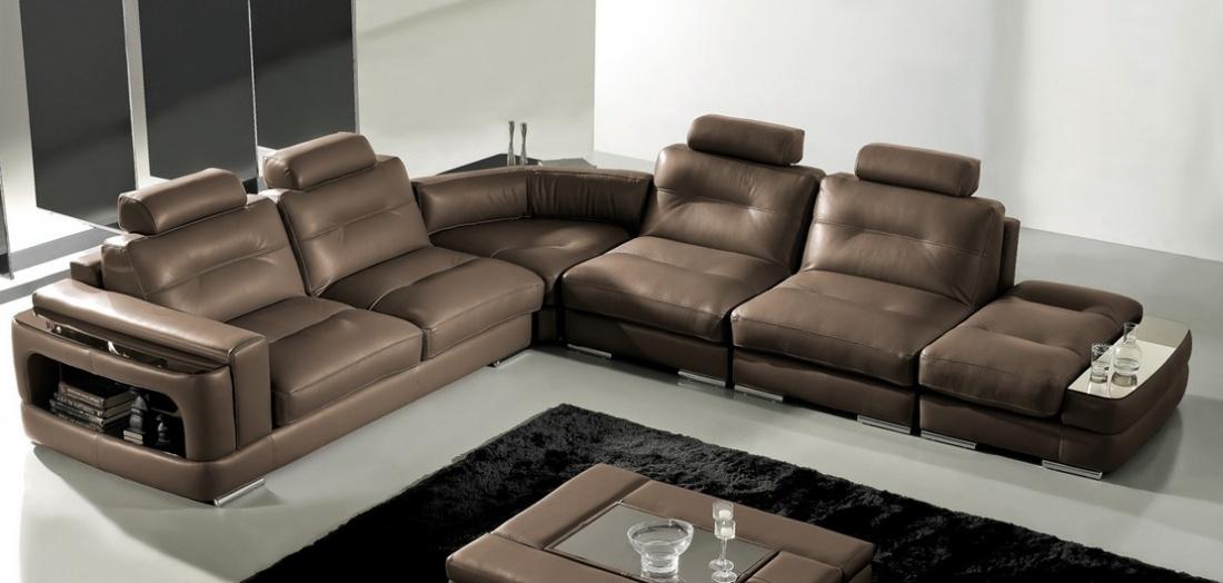 Sofa de Canto White