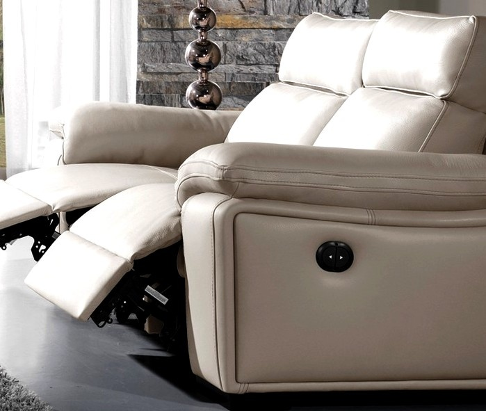 Sofa Relax 3 Lugares New Atome