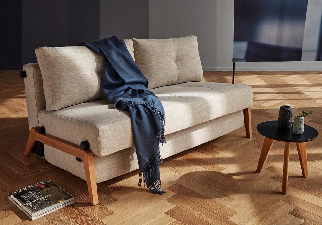 Sofá Cama Cubed Wood