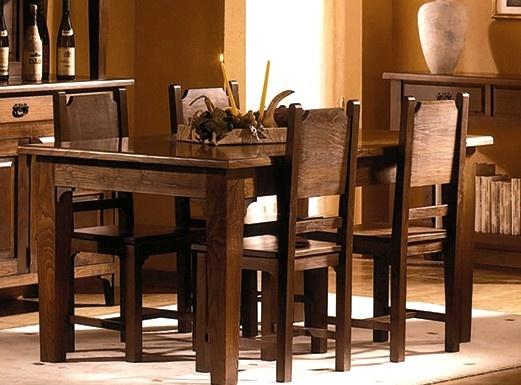 Sala Jantar Rustica Peq