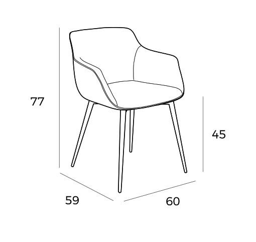 Cadeira Mena